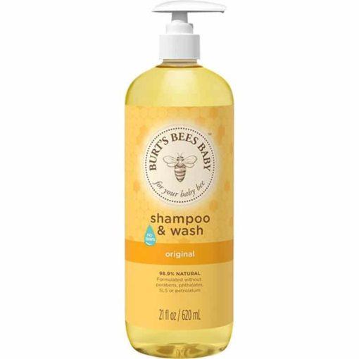 Burt?s Bees Baby Shampoo & Wash Original
