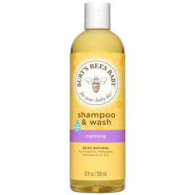 Burt?s Bees Baby Shampoo & Wash Calming, 350ml