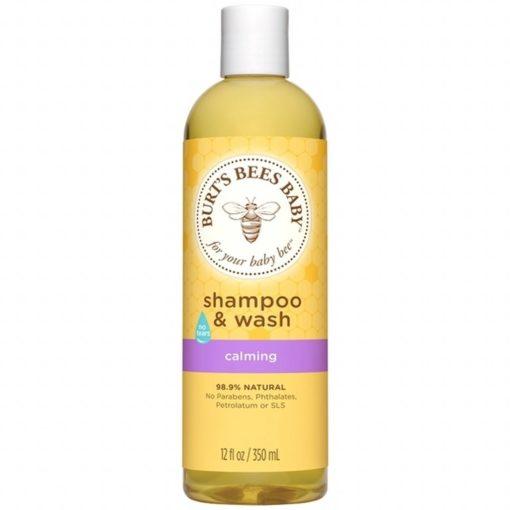 Burt?s Bees Baby Shampoo & Wash Calming, 350ml