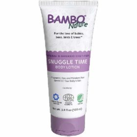 Bambo Nature Baby Body Lotion