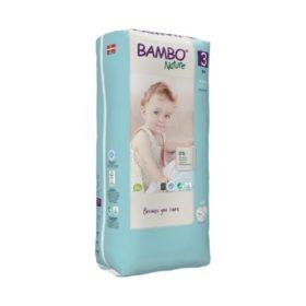 Bambo Nature Eco Friendly Diaper Size 3