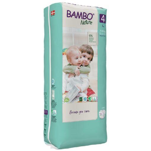 Bambo Nature Eco Friendly Diaper Size 4 (7-14kg)