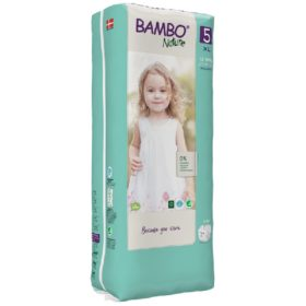 Bambo Nature Eco Friendly Diaper Size 5 (12-18kg)