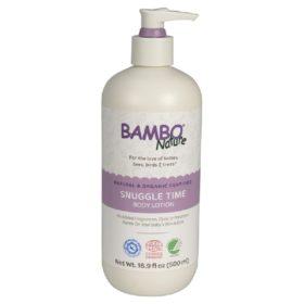 Bambo Nature Organic Body Lotion