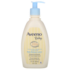 Aveeno Baby Daily Moisture Lotion, 354ml