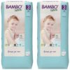 Bambo Nature Eco Friendly Diaper Size 3 (4-8kg) Value Pack