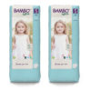 Bambo Nature Eco Friendly Diaper Size 5(12-18kg) Value Pack
